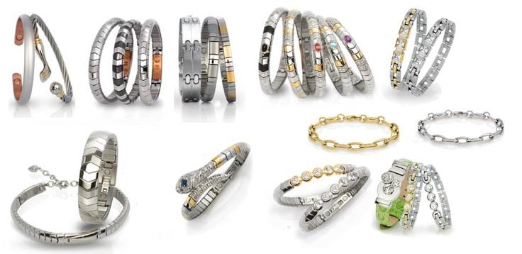Energetix  ·  Sundhed og skønhed med magnetsmykker   Masser af spændende smykker, som udover at være flotte og trendy også kan optimere dit helbred. Den perfekte gave til kvinder,mænd og børn - ja selv dit kæledyr.