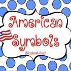 This is an activity you can do with your student to discuss some of the American Symbols. It would be a great supplement to include during Presiden...