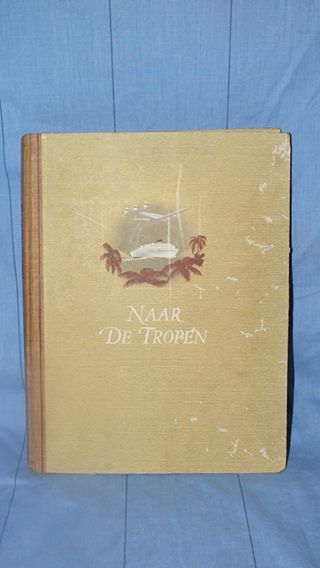 Buy Douwe Egberts Collectable Book - Naar de Tropen - W.G.N de Keizer (Netherlands) for R260.00