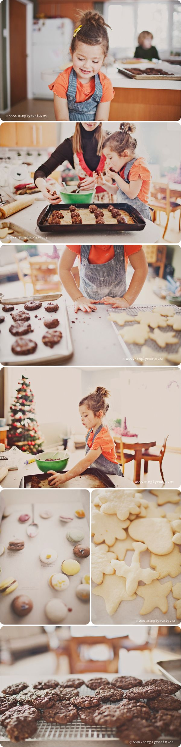 Best memories are making Christmas cookies with my mama...now it's a favorite tradition my girls love doing with their grandma!
