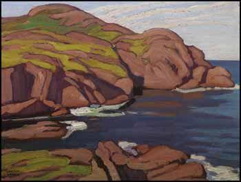 Image result for lawren harris newfoundland