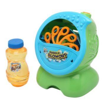 Bubble Blitz Bubble Blowout Party Machine/