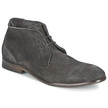 Kotnikove boty Hudson OSBOURNE Černá 350x350
