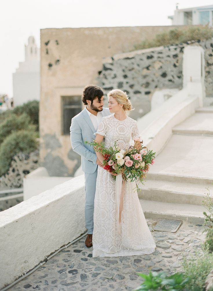 Romantic Elopement  Sotiris