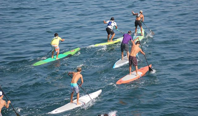 US SUP Tour: Hermosa Beach Highlights - SUP Magazine