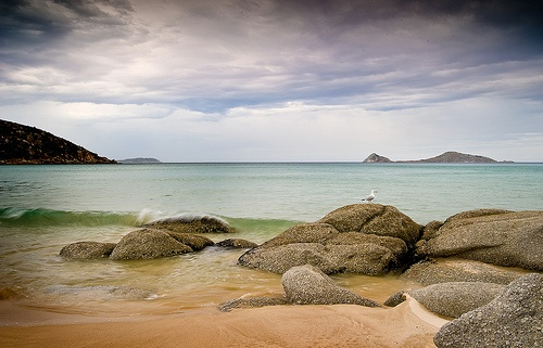 Squeaky Beach Wilsons Prom - camping trip 2011.. One my favourite places in Victoria  Yes we can camp here!!!