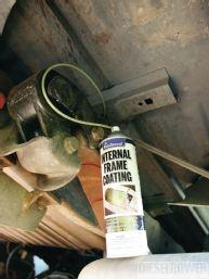 Diesel Power Magazine Feature on Eastwood Internal Frame Coating