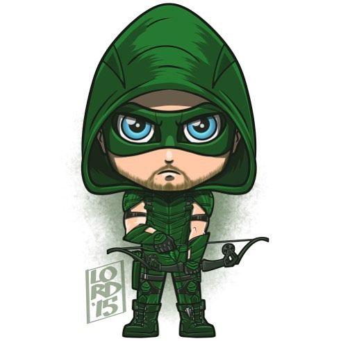 The Green Arrow!!! LOVE the new suit!!! So badass!!! #Arrow #OliverQueen…