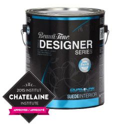 #BeautiTone paint is #Chatelaine Approved