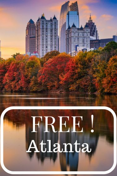 Free Atlanta: From hikes to museums to zoos, check out 30 amazing, free things to do in Atlanta, the metro area, and beyond with the kids. via @trekaroo