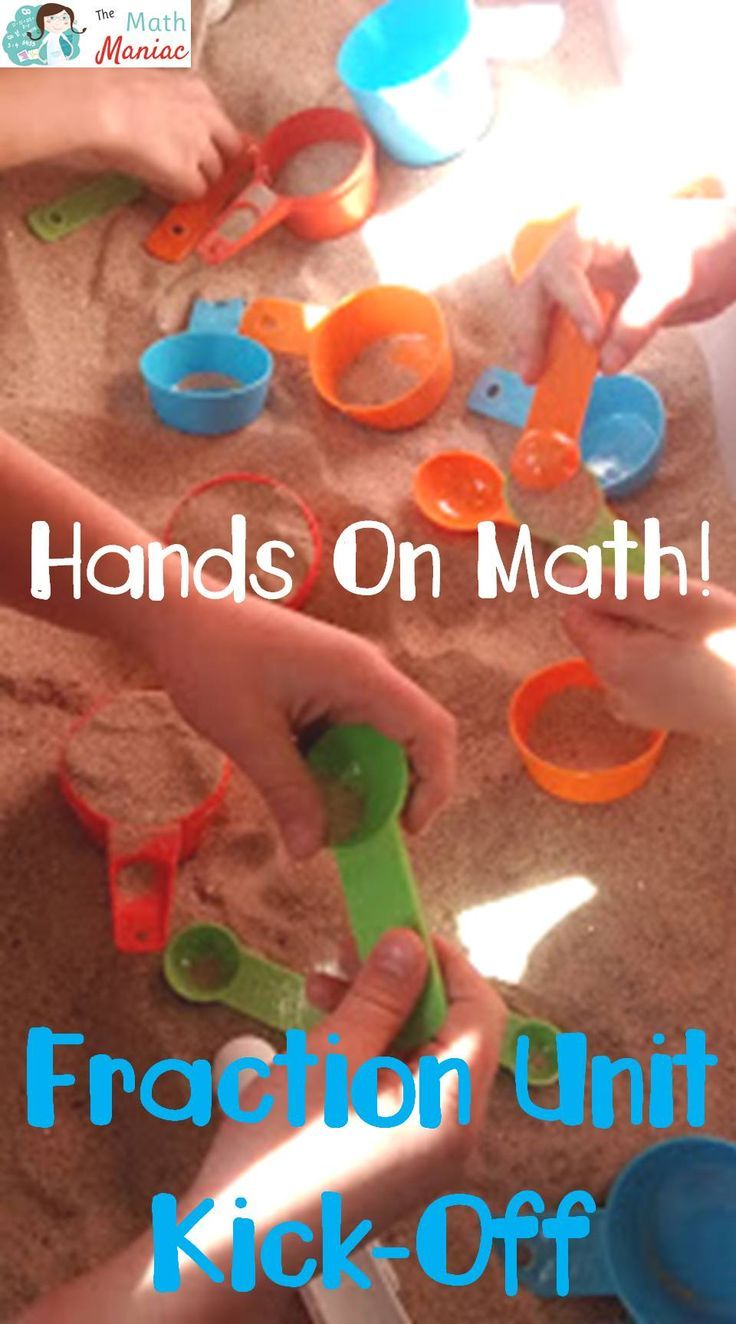 A fun way to kick off your fraction unit!  Give kids some hands on experience and see what they know and notice about fractions!  Great for grades 2-5!