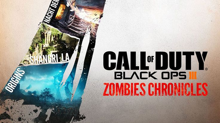 Call of Duty: Black Ops III - Zombies Chronicles available now on Xbox One Can't get enough of the Zombies? Black Ops 3 is bringing you more! http://www.thexboxhub.com/call-duty-black-ops-iii-zombies-chronicles-available-now-xbox-one/