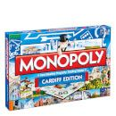 Monopoly - Cardiff Edition 013024 The city of Cardiff is bustling with attractions like the Millennium Stadium, the National Museum and Cardiff Castle, all sitting alongside luxury hotels, shopping malls, restaurants and cafes. Now yo http://www.MightGet.com/january-2017-11/monopoly--cardiff-edition-013024.asp