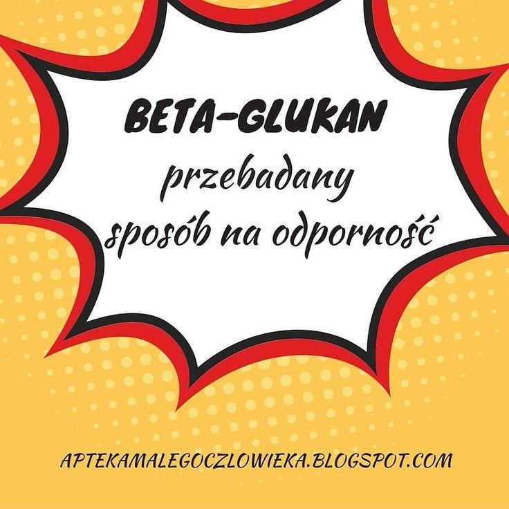 #aptekamalegoczlowieka #betaglucan #kidshealth