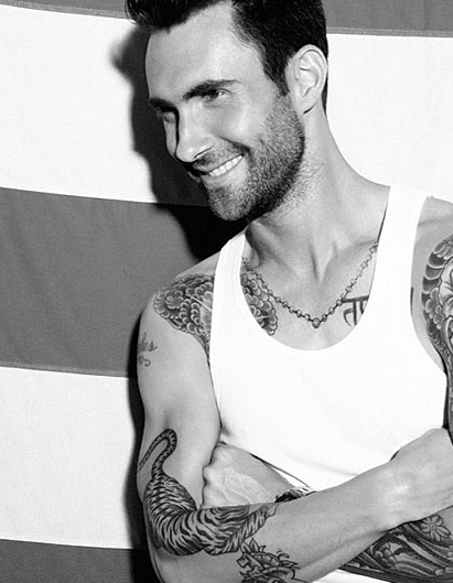 Adam Levine: Eye Candy, Sexy, Adam Levine, Maroon5, Adamlevine, Maroon 5, Beautiful People, Tattoo, Hottie