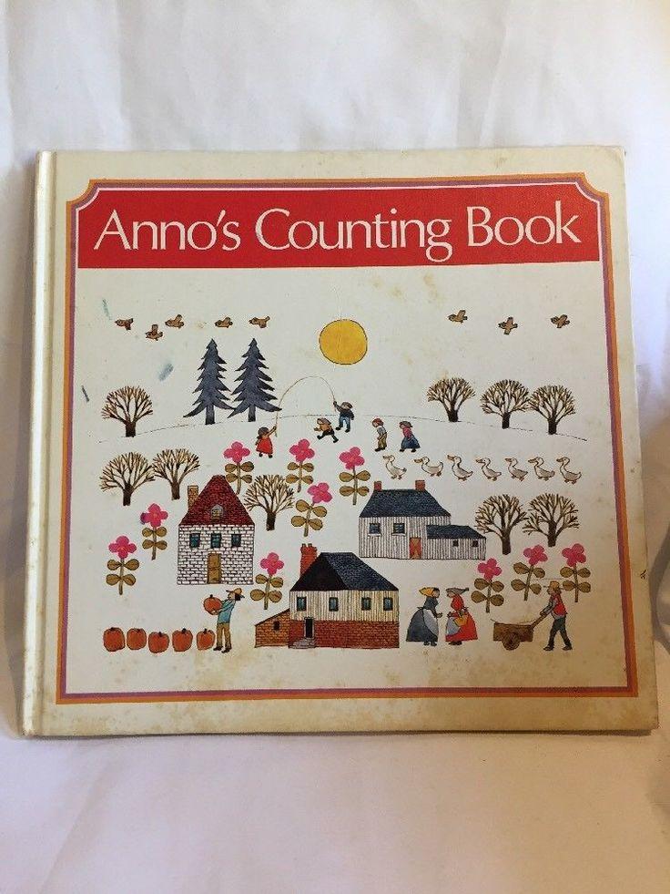 Anno's Counting Book Vintage Children's Book Mitsumasa Anno 1975 | eBay