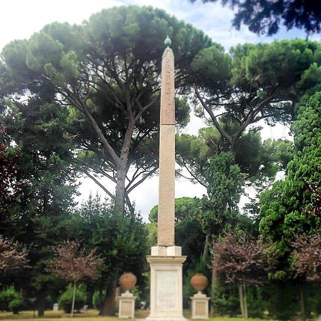 Villa Celimontana Villa, Archaeological site, Rome