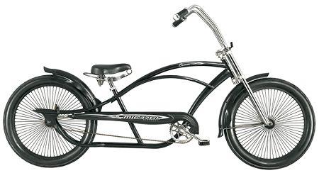 Micargi Bronco 3.0 Chopper Beach Cruiser Bicycle 24 / Chopper Bicycles / Lowrider Bikes For Sale / Chopper Cruiser