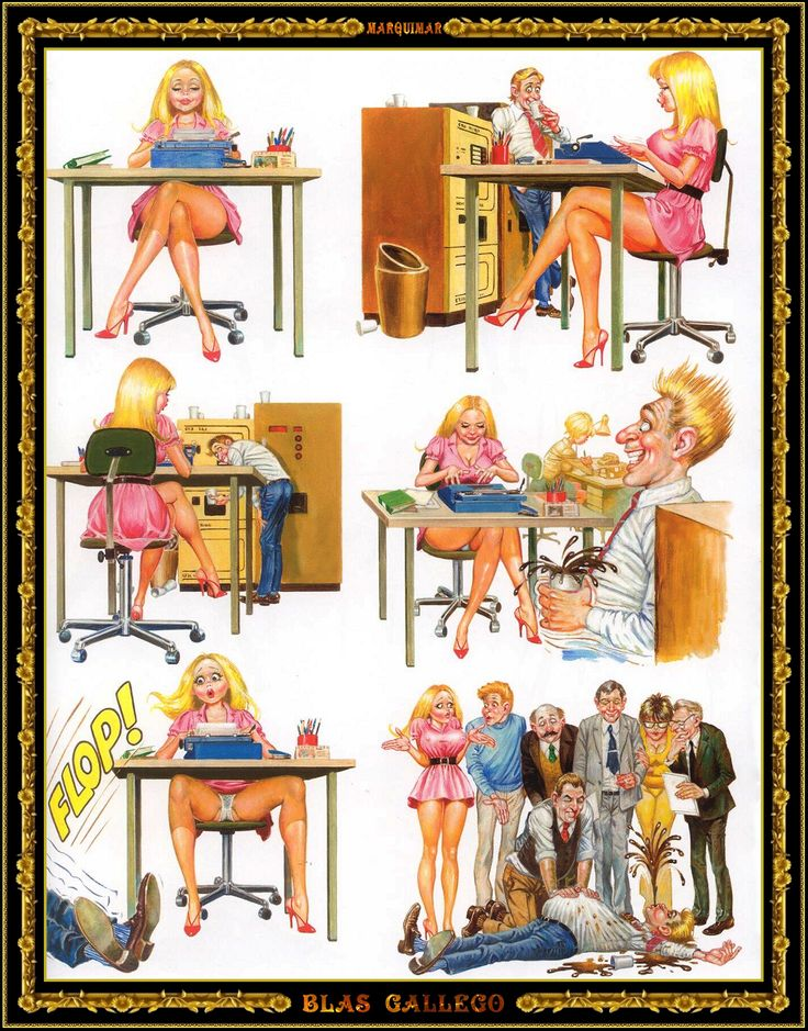 comics Blas gallego dolly