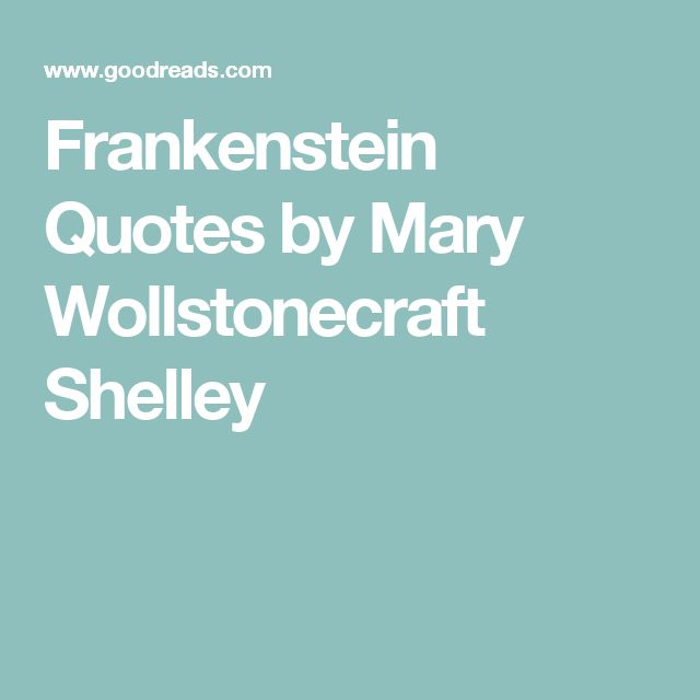 the concept of humanity in frankenstein by mary shelley Evil in frankenstein is grounded in the concept of  mary shelley puts faith in humanity's ability  attitudes in mary shelley's frankenstein for the.