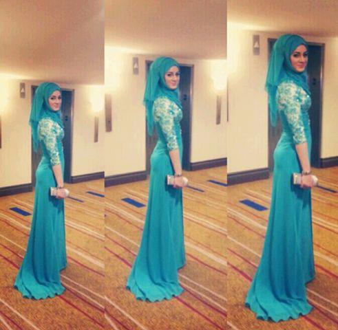 Soirée hijabi