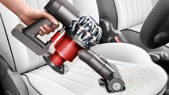 How to Vacuum the Car Properly: Top Tips to Save You Time | Car Vacuum - Battery…