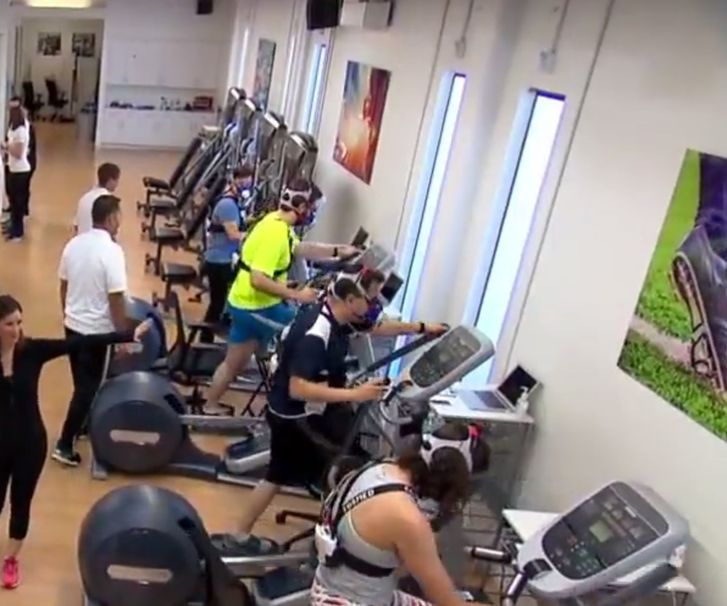 Apple built this secret gym-like lab for gathering data and testing Apple Watch - photo 14