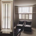 Checked #shutters & #blinds  We think they look fabulous!! #interiordesign #window #décor #london