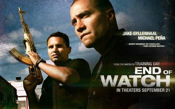 Tell Us Who Watches Your Six In The End Of Watch Giveaway on http://www.shockya.com/news