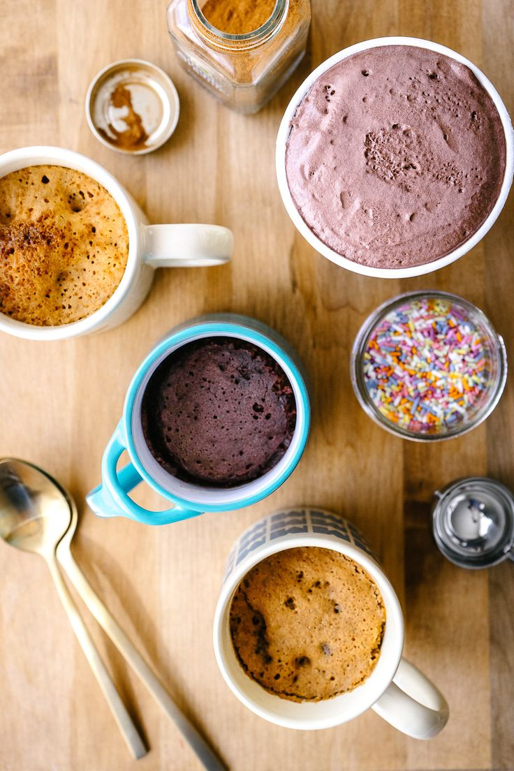 On the Menu: Make It In A Mug