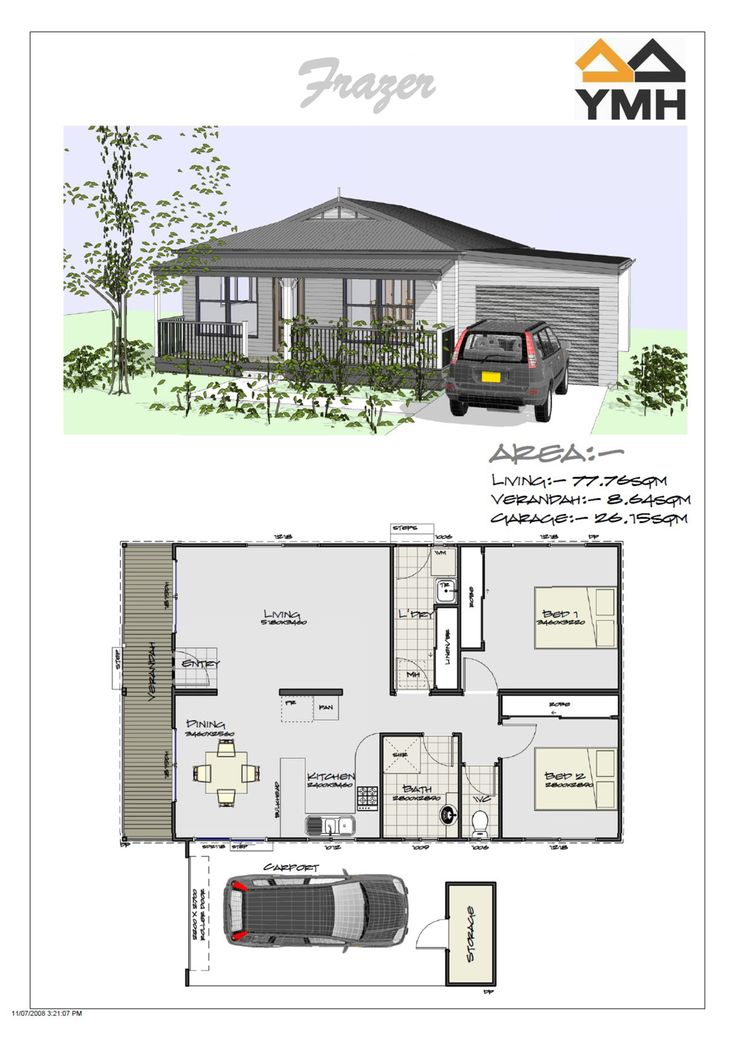 Frazer Ymh Yarrawonga Manufactured Housing