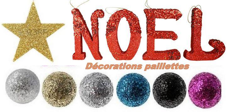 """Comme on dit """"c'est pas tous les jours Noël"""". Et pour Noël, il faut que ça scintille, que ça brille de mille feux pour sublimer la magie de Noël devant nos yeux d'enfants ébahis. Découvrez comment décorer vos créations ou vos décorations avec de la peinture à paillettes.. Pour décorer vo..."""