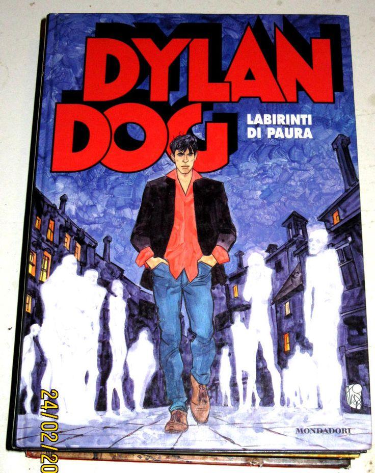 DYLAN DOG Labirinti di Paura