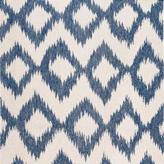 Surya Frontier Enchant Mediterranean Blue Hand Woven Flatweave Rug SURFT165