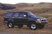 1990 Toyota 4Runner SR5 007