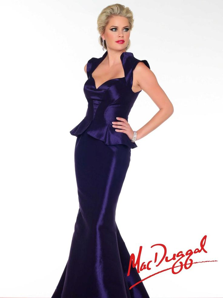 60 best Black White Red by MacDuggal Prom 2014 images on Pinterest ...