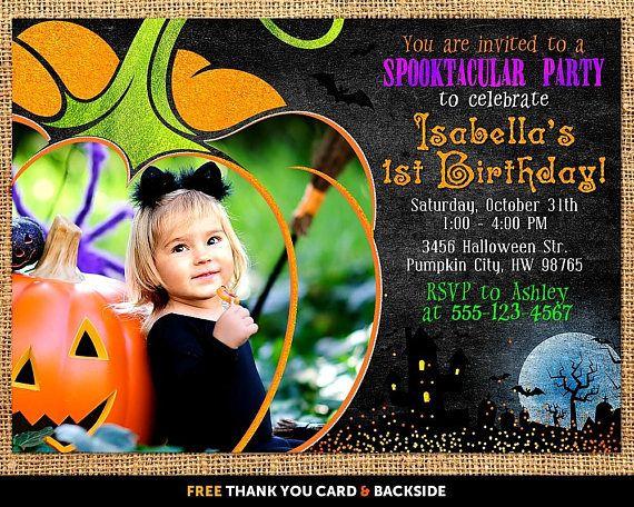 21 best birthday shirts iron on transfer images on pinterest halloween birthday invitation halloween birthday party invitations halloween 1st birthday invitation halloween first birthday invitation filmwisefo
