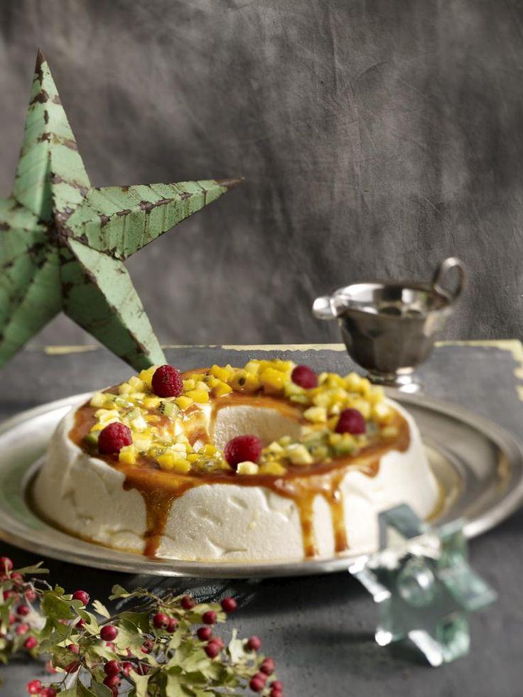 Mira aquí la receta completa de esta mousse de avellanas.