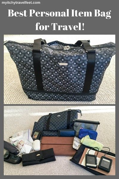 I Found The Best Personal Item Bag For Travel Baggallini Expandable Carry On Duffle Looks Like A Tote But Expands To Souvenirs