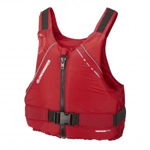 The Crewsaver Junior Response 50N Buoyancy Aid is a reliable, entry level buoyancy aid of traditional design in red