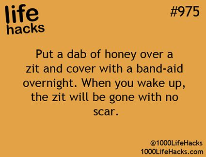 I wonder if this actually works. I don't break out that often but I might try it the next time I get one.