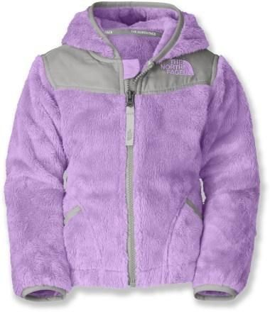 Fleecy goodness for toddlers! Check out The North Face Oso Fleece Hoodie