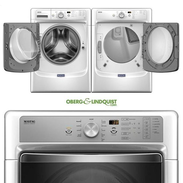 The Maytag Large Capacity Gas Dryer With Wrinkle Prevent Option And Powerdry System 7 4 Cu Ft Features Larg Laundry Shop Cleaning Clothes Wet Clothes