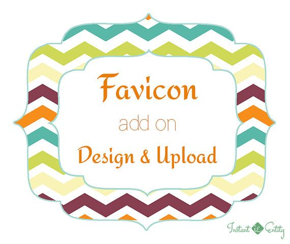 Custom Favicon Design and Install  Website by InstantEntity, $20.00