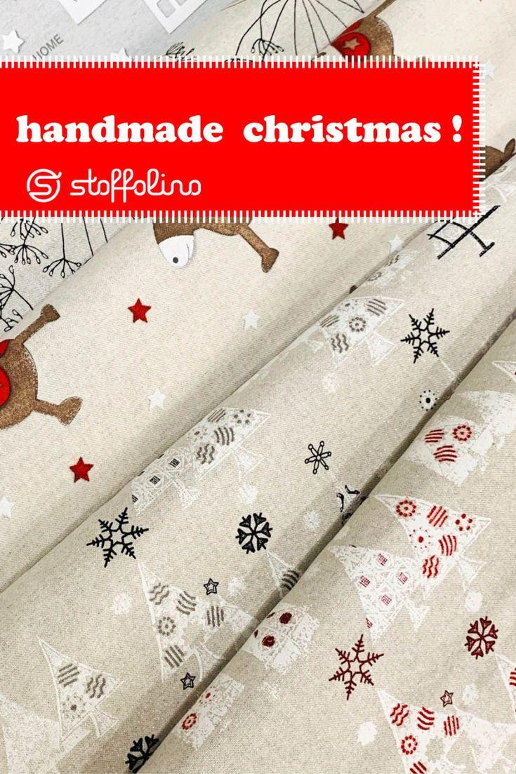Plan your handmade christmas -now!