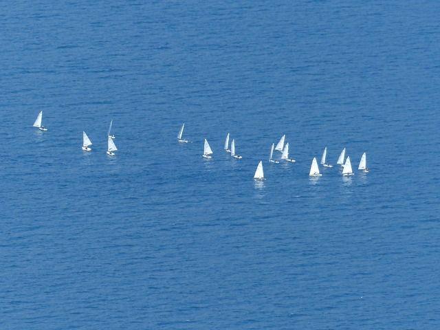 Le scuole di vela in Italia #mappiamolitalia