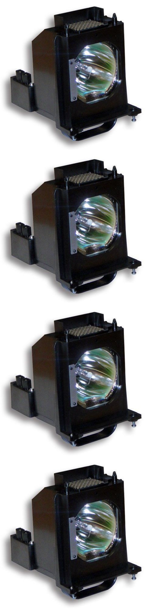 Rear-Projection TV Lamps: Mitsubishi 915B403001 Replacement Lamp Tv Dlp Projector Bulb Wd60735 To Wd82837 -> BUY IT NOW ONLY: $30.2 on eBay!