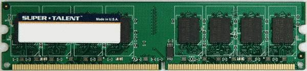 Super Talent DDR2... Available here: http://endlesssupplies.us/products/t800ub1ghy?utm_campaign=social_autopilot&utm_source=pin&utm_medium=pin