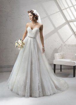 Marche di abiti da sposa famosi