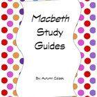 Macbeth Study Guides